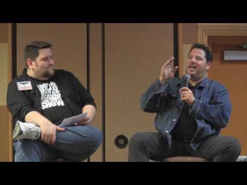 Greg Grunberg  Geekinomicon OKC Panel