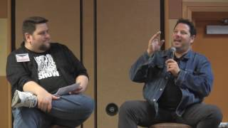 Greg Grunberg - Geekinomicon OKC Panel