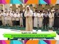 Sholat Subuh Berjamaah Bersama Syekh Ali Jaber
