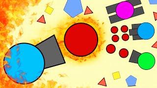 diep io diepio 430 000 score best diepio strategy diep io awesome moments
