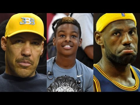 Lavar Ball SNAPS ON BRON! IDC ABOUT HIS SON! I SAY WHAT I WANT DO SOMETHING!!