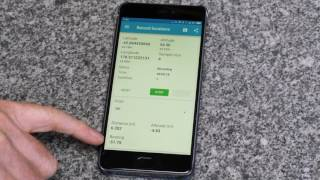 GPS ACCURACY MEASUREMENT APP screenshot 1
