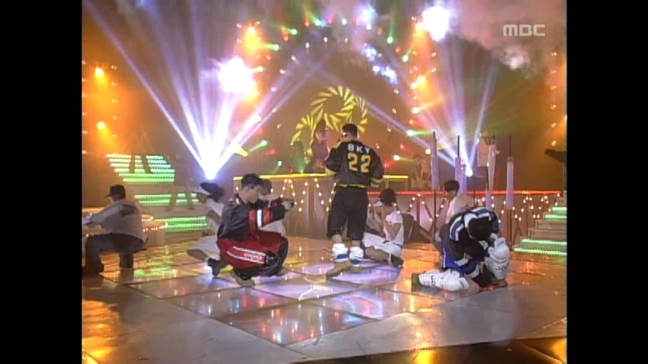 DJ DOC - A winter story, 디제이 디오씨 - 겨울 이야기, MBC Top Music 19960301
