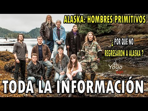 LOS BROWN HABLAN DE SU NUEVA TEMPORADA Y EL PORQUE NO REGRESARON A ALASKA I HOMBRES PRIMITIVOS 2018