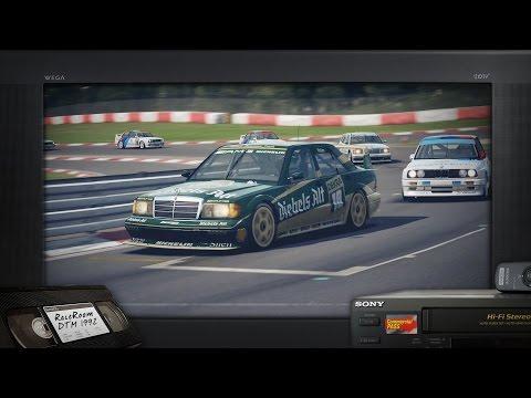 RaceRoom | DTM 1992 @ Nürburgring |