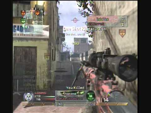 JR SNiPEZ HD   MW2 Black Ops WAW Call Of duty Montage 1080p