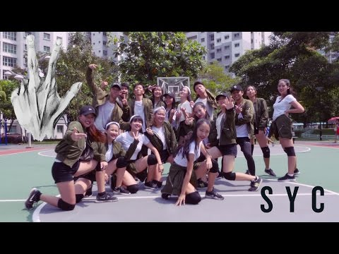 STEP Youth Crew | Twerk it Like Miley | Brandon Beal x Christopher x Dawin
