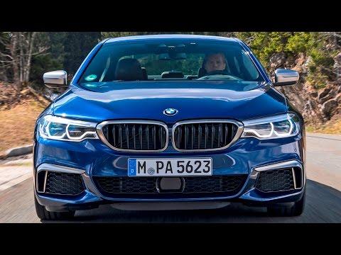 BMW M550i (2017) E43 AMG Killer? [YOUCAR]
