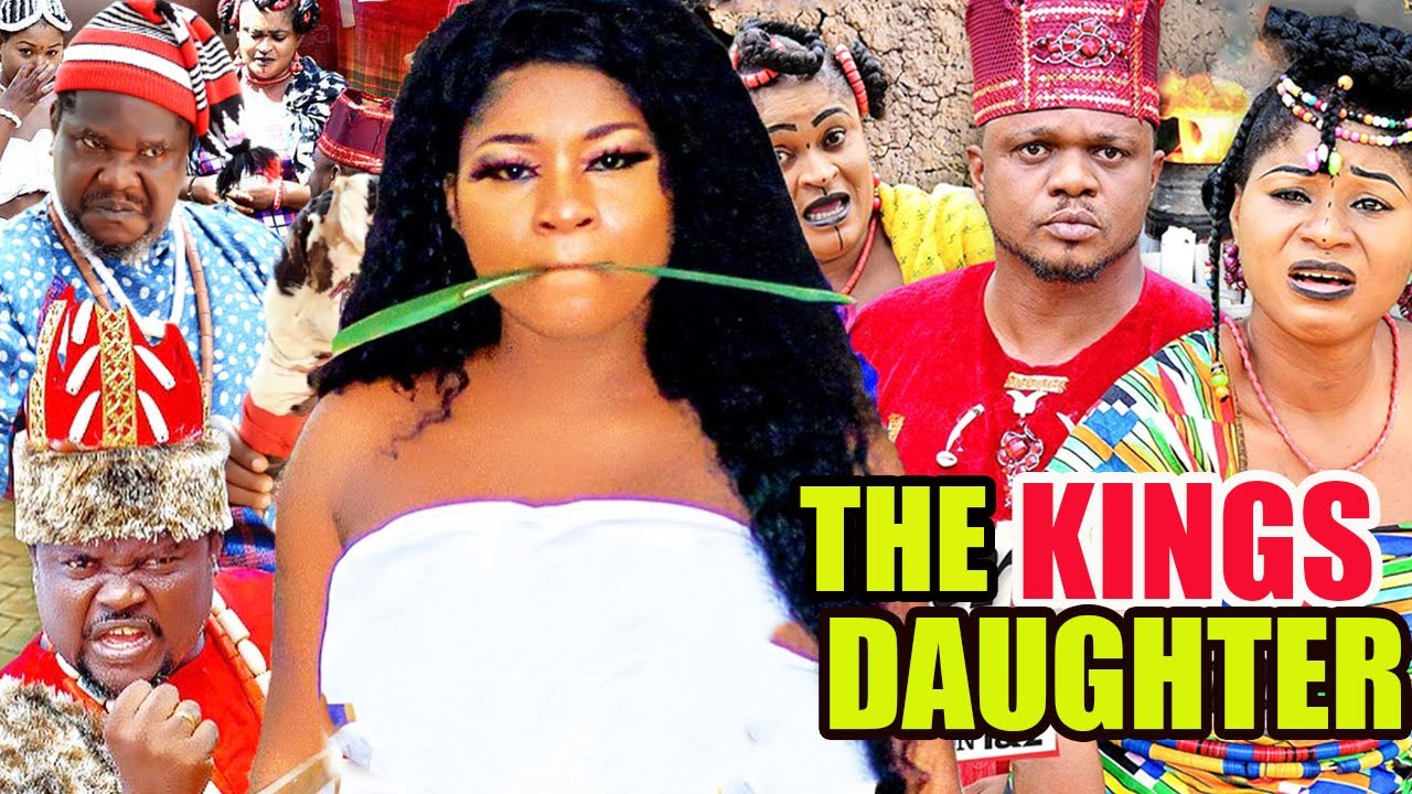 Download The Kings Daughter (New Epic Movie) Destiny Etiko 2021 LATEST NIGERIAN MOVIE/ NOLLYWOOD MOVIE