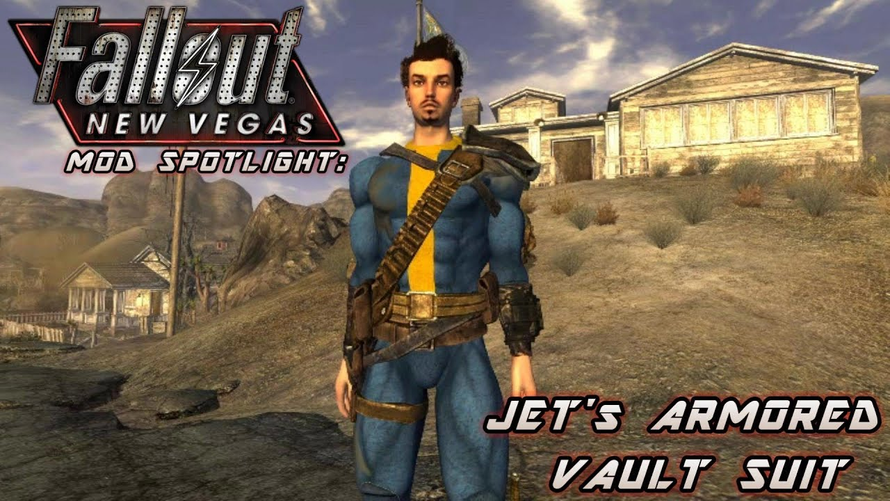 Fallout new vegas vault suits