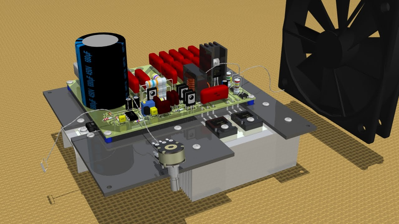 Схема индукционного котла отопления своими руками фото 893