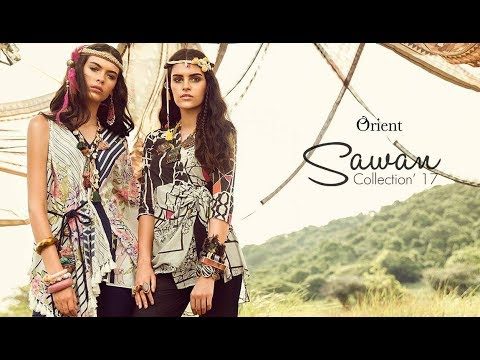 Orient Textiles Sawan Collection 2017 18 With Prices