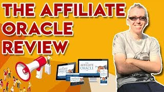 The Affiliate Oracle Review and Walkthrough - A Customer centric philosophy thumbnail