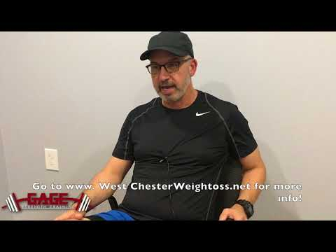 Personal Trainer West Chester, PA | Gage Strength Training | Weight Loss