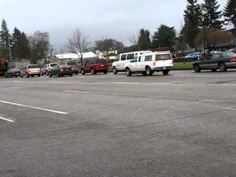 Rainier Oregon Police Chief Ralph Painter Funeral Procession (3 of 3)