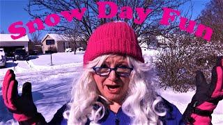 Snow Day Fun Snow Ice Cream Sl…