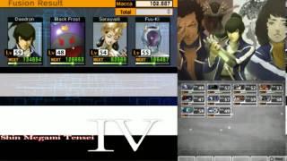 Shin Megami Tensei IV: The fusion error of the century