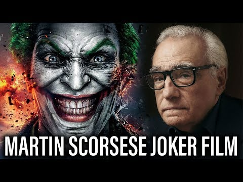 Joker Stand Alone Origin Movie By Martin Scorsese On The Way