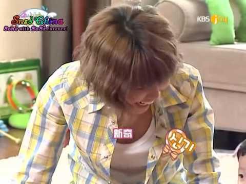 【中字】091006 SNSD 少女時代 Hello Baby Ep16 3/6