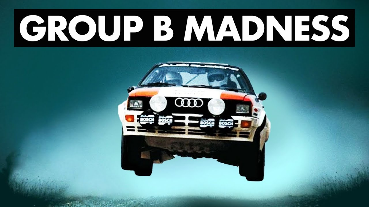 Video: Group B when rallying got TOO FAST