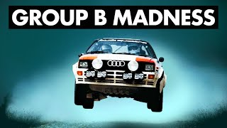 Group B: When Rallying Got TOO FAST