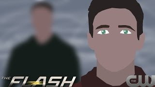Die Flash - CW-Animation : Du bist nicht ein Gott, Barry.