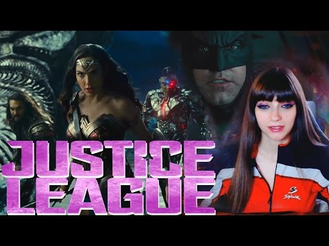 Justice League Trailer Reaction and Breakdown