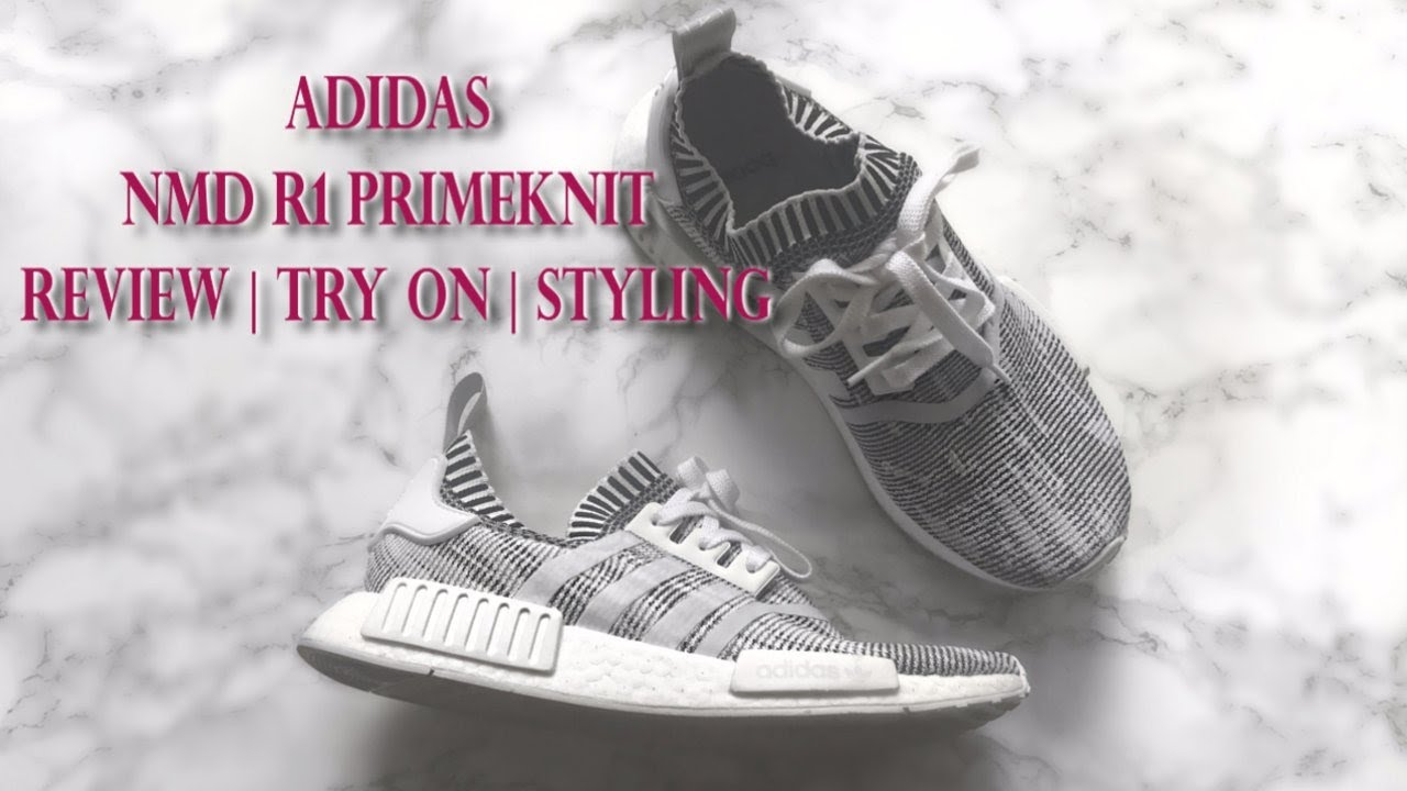 c36da5a8b Adidas NMD R1 Primeknit Review