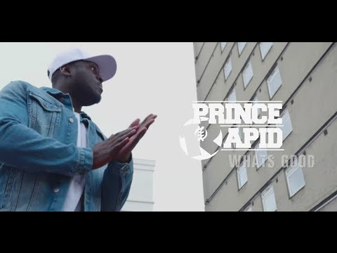 Prince Rapid - Whats Good / On Stuff (Music Video) | @PrinceRapid | Link Up TV