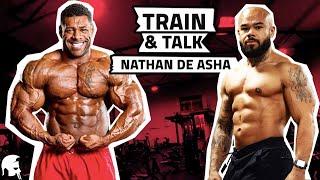 Baixar Train&Talk episode 14 - Nathan De Asha talks about his criminal past, secret of oxygen gym and more
