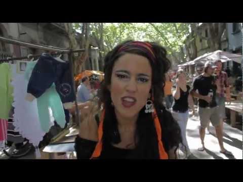 ACTITUD CALLE - LOS DE ABAJO FEAT. MALENA D'ALESSIO
