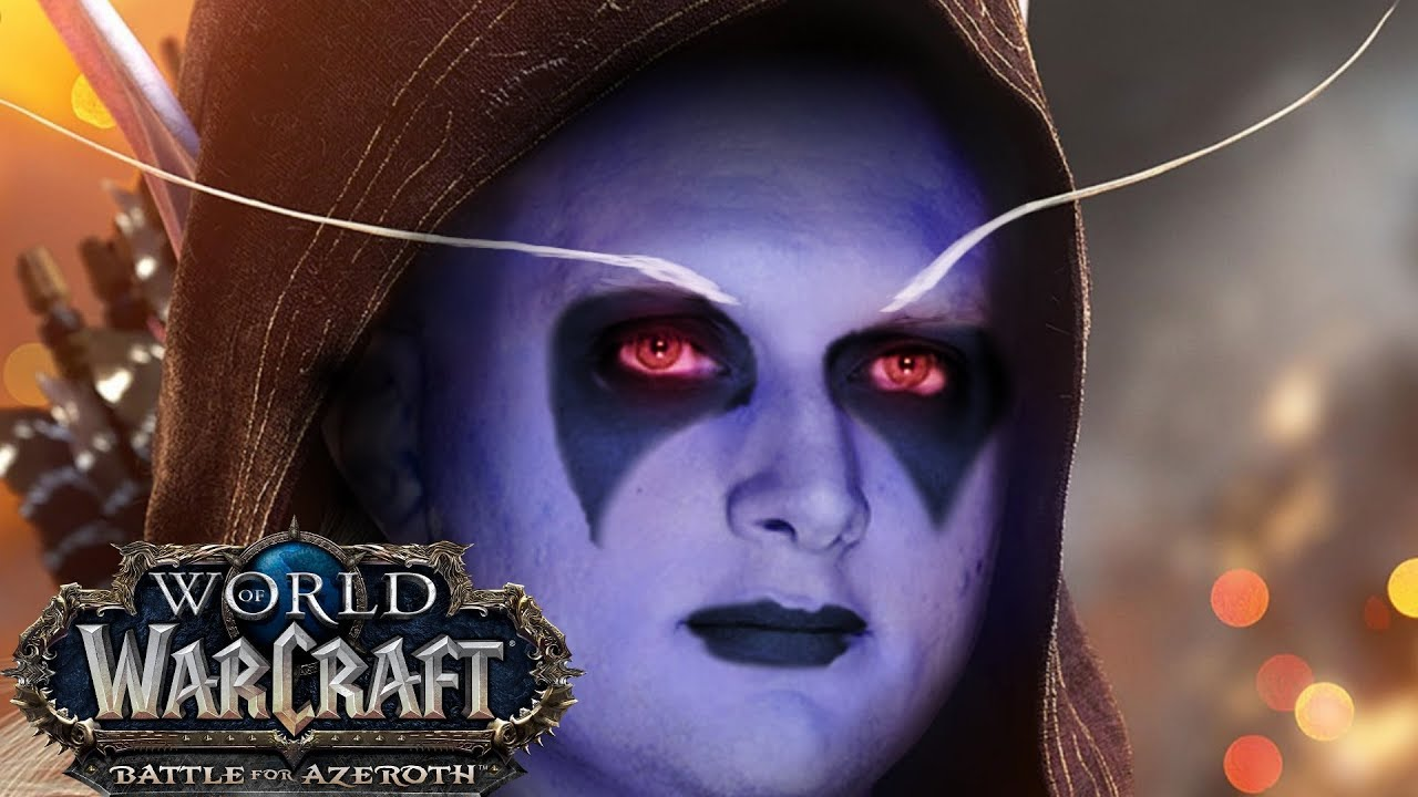 Battle For Azeroth Review In The Eyes of a 14 Year Subscriber