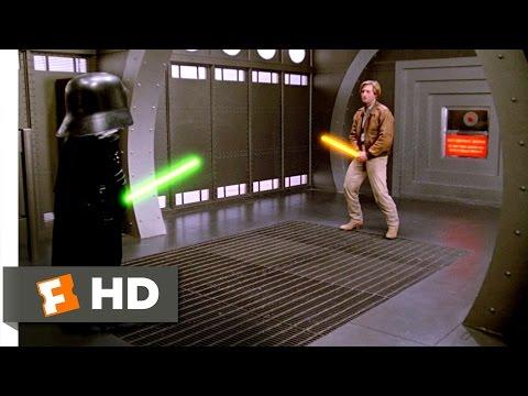Spaceballs (11/11) Movie CLIP - Your Schwartz Is As Big As Mine (1987) HD
