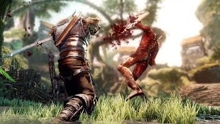 Bound by Flame Combat Gameplay Trailer (PS4)