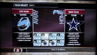 HOW TO CREATE ALL 32 NFL TEAMS IN ALL-PRO FOOTBALL 2K8