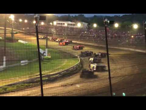 Late Models at Grandview Speedway August 4, 2018!