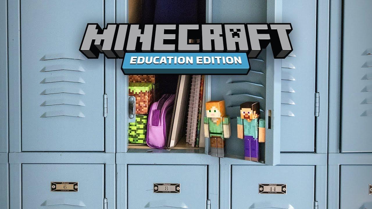 Code Builder in Minecraft: Education Edition – Minecraft