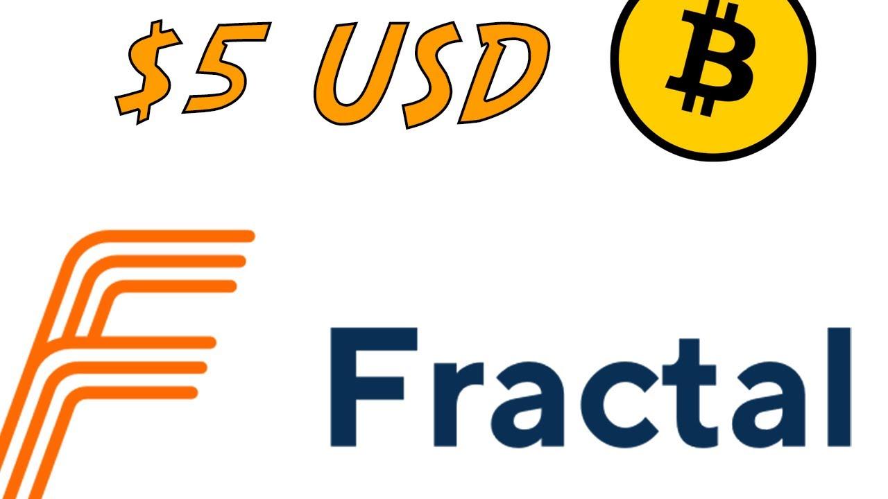 Ganhe $5 Dólares em Bitcoin + $5 por cada Ref na Campanha Fractal ID !! Oficial ...