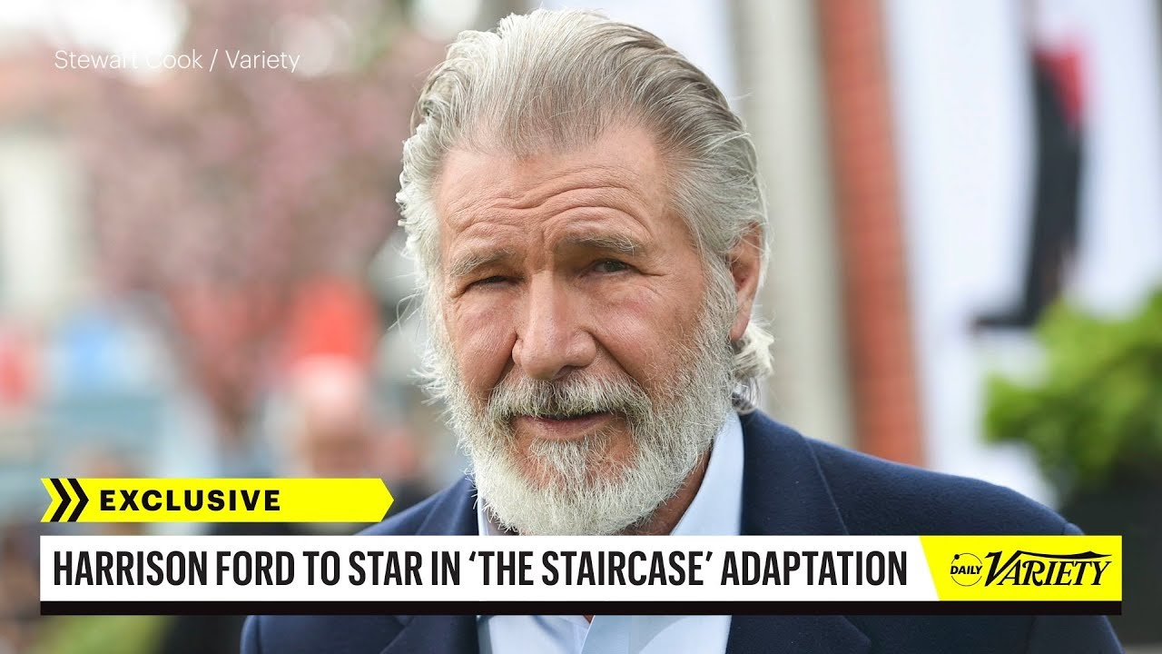 Harrison Ford to Star in 'The Staircase' TV Series