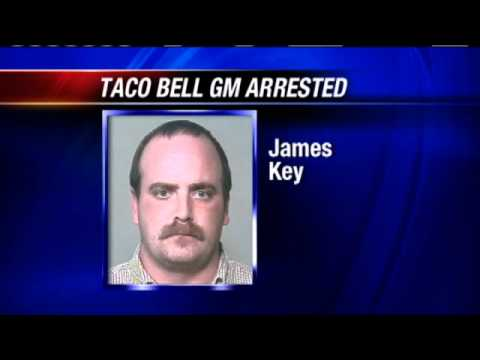 Police: Drunk Taco Bell Employees Start Food Fight - YouTube
