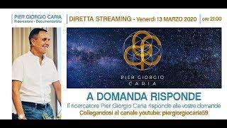 Pier Giorgio Caria - A DOMANDA RISPONDE