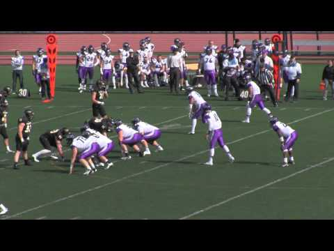 Highlights uw whitewater vs oshkosh football 10-10-2015
