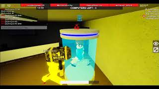 TROLLING THE BEAST(gone wrong!) (roblox flee the facility) (read desc)