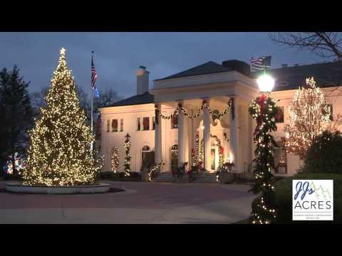Wisconsin Executive Residence Holidays 2016