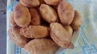 Пирожки с картошкой на кефире Секрет приготовления #Рецепт Жареные ПЫШНЫЕ пирожки с картошкой