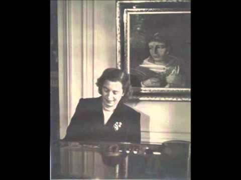 Marcelle Meyer, Les Tendres Plaintes (Rameau)