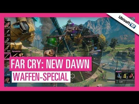 Far Cry New Dawn – Waffen-Special   Ubisoft-TV [DE] thumbnail