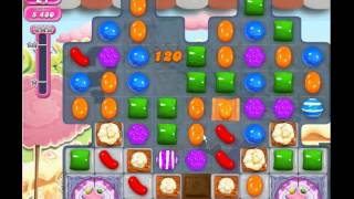 Candy Crush Saga level 864 (3 star, No boosters)