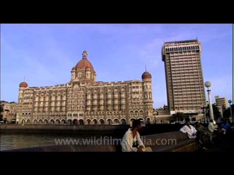 Iconic buildings of Bombay stand tall after 26/11
