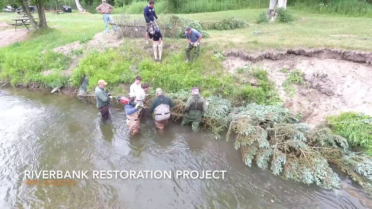 PROJECT LOG — Rifle River Restoration Committee